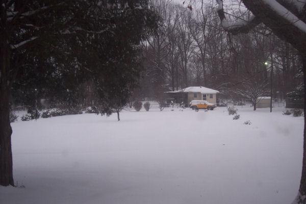 Snow?!?