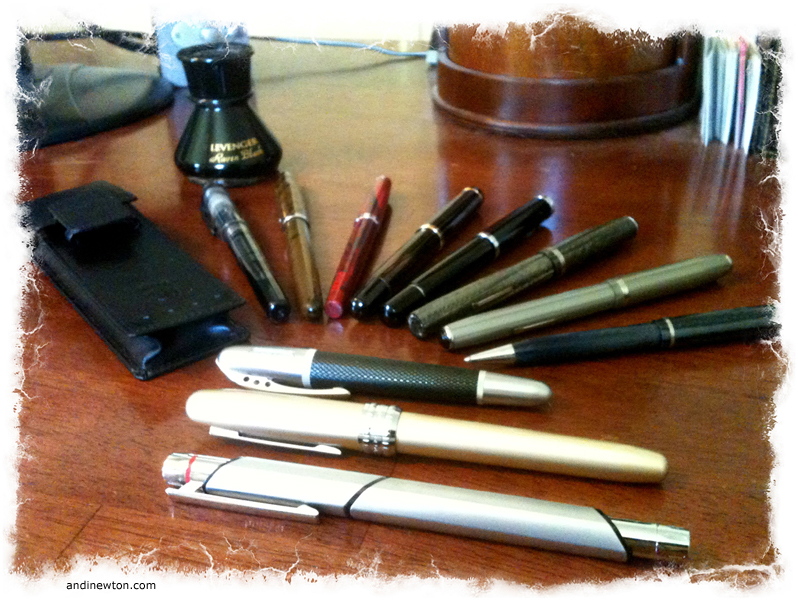 2011 Raleigh Pen Show Recap — Day 2
