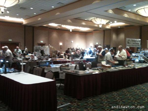 2011 Raleigh Pen Show Recap – Day 1