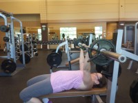 FitNotes Workout – Tuesday 25th August 2015